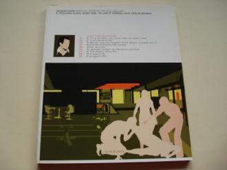 SALVADOR CIDRÁS. `Proxectos, Proyectos, Projects 2000-2001´. Catálogo Exposición CGAC, Santiago de Compostela, 2001-2002 - Ver os detalles do produto