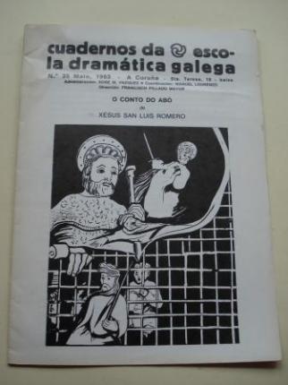 Cuadernos da Escola Dramática Galega. Número 35. Maio 1983. O conto do abó - Ver os detalles do produto