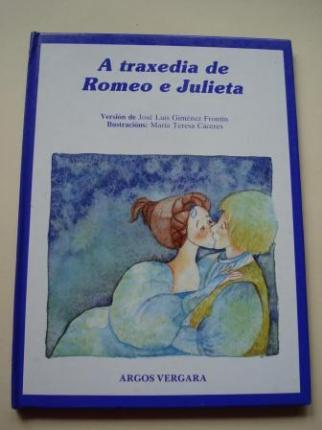 A traxedia de Romeo e Julieta (Versión de J. L. Giménez Frontín) - Ver os detalles do produto
