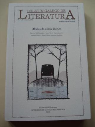 BOLETÍN GALEGO DE LITERATURA. Nº 35 - 1º Semestre, 2006: Olladas do cómic ibérico - Ver os detalles do produto