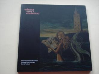 Viñetas desde o Atlántico. Festival da banda deseñada. A Coruña, 2012. Catálogo - Ver os detalles do produto