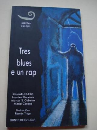 Tres blues e un rap - Ver os detalles do produto