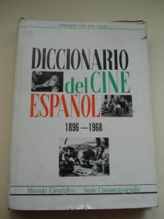 Diccionario del cine español 1896-1968 - Ver os detalles do produto