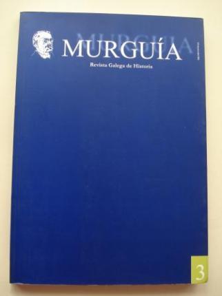 REVISTA MURGUÍA. Revista Galega de Historia. Nº 3 - Ver os detalles do produto