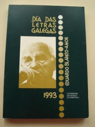 Eduardo Blanco-Amor. Día das Letras Galegas 1993 - Ver os detalles do produto