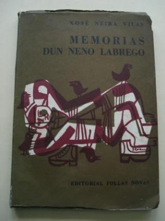 Memorias dun neno labrego (1ª edición, Buenos Aires, 1961, asinado polo autor) - Ver os detalles do produto