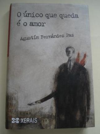 O único que queda é o amor (Ilustrado por Pablo Auladell) - Ver os detalles do produto