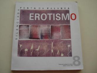 FESTA DA PALABRA SILENCIADA. Publicación galega de mulleres. Núm. 8. Inverno 1991. Erotismo - Ver os detalles do produto