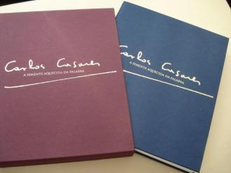 Carlos Casares. A semente aquecida da palabra (Narradores poestas e artistas plásticos). Co CD-ROM - Ver os detalles do produto
