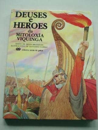 Deuses e heroes da mitoloxía viquinga - Ver os detalles do produto