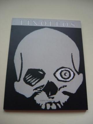 Linóleos. Escola Linoleísta de Pontevedra. Catálogo Exposición - Ver os detalles do produto