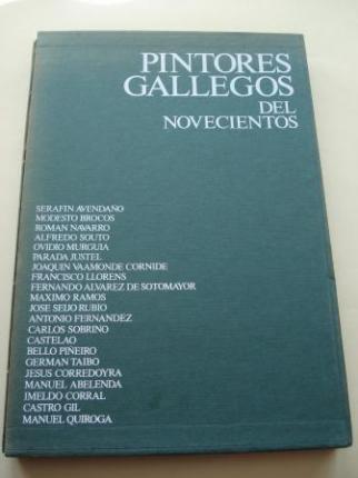 Pintores gallegos del Novecientos - Ver os detalles do produto