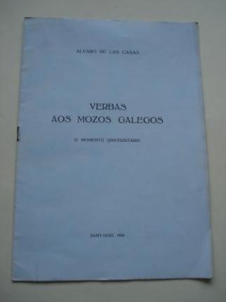 Verbas aos mozos galegos. O momento universitario (1ª edición, 1933) - Ver os detalles do produto
