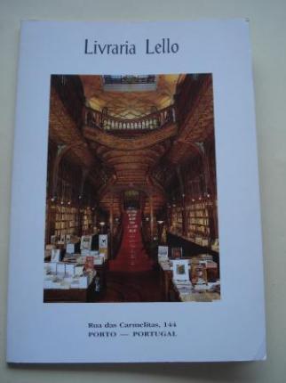 Livraria Lello - Ver os detalles do produto