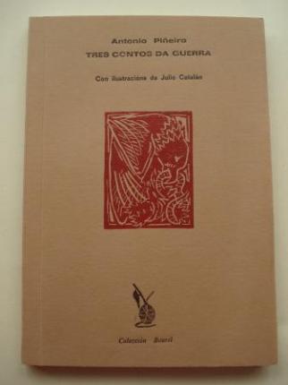 Tres contos da guerra (Con ilustracións de Julio Catalán) - Ver os detalles do produto
