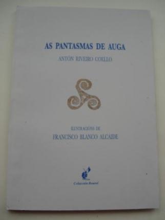As pantasmas de auga (Gravados e debuxos orixinais de Francisco Blanco Alcalde) - Ver os detalles do produto