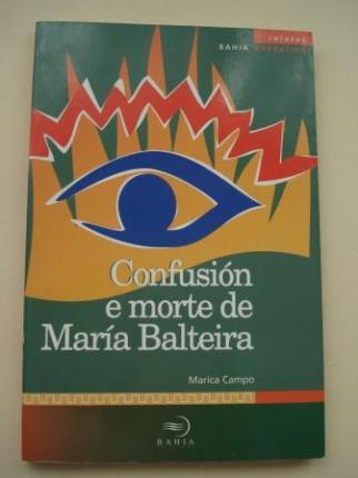 Confusión e morte de María Balteira - Ver os detalles do produto