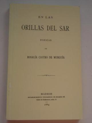 En las orillas del Sar (Edición facsímil, 1884) - Ver os detalles do produto