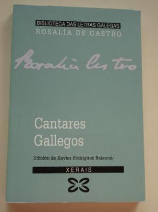 Cantares gallegos (Edición de Xavier Rodríguez Baixeras) - Ver os detalles do produto