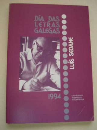Luís Seoane (1910-1979). Día das Letras Galegas 1994. Edición facsímil de Fardel de eisilado (Ilustrado por Seoane) - Ver os detalles do produto