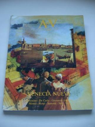 A & V. Monografías de Arquitectura y Vivienda. Núm. 8 (1986): Venecia Nueva. Aymonino-De Carlo-Girouard-Gragotti-Moneo-Rossi-Samonà-Siza-Valle - Ver os detalles do produto