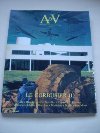 A & V. Monografías de Arquitectura y Vivienda. Núm. 9 (1987). LE CORBUSIER (I) - Ver os detalles do produto