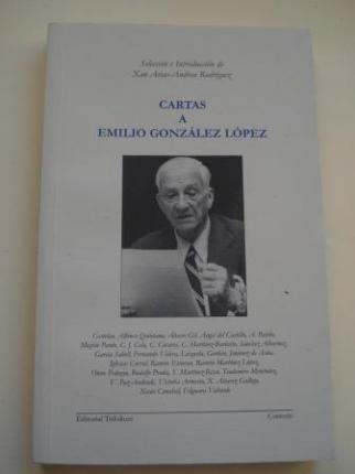 Cartas a Emilio González López (Selección e introducción de Xan Arias-Andreu Rodríguez) - Ver os detalles do produto