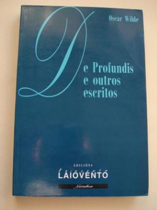 De Profundis e outros escritos - Ver os detalles do produto