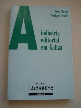 A indústria editorial em Galiza (1973-1996) - Ver os detalles do produto