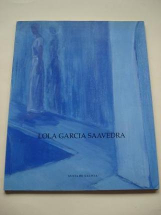 LOLA GARCÍA SAAVEDRA. Pinturas. Catálogo Exposición Casa da Parra, Santiago de Compostela, 1993 - Ver os detalles do produto
