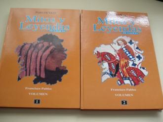 Mitos y leyendas de Galicia. 2 tomos  - Ver os detalles do produto