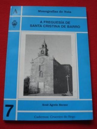 A freguesía de Santa Cristina de Barro - Ver os detalles do produto
