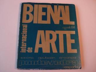 Bienal Internacional de Arte. Pontevedra, agosto 1974 - Ver os detalles do produto