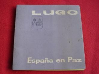 Lugo. España en Paz. Edición conmemorativa de los 25 años de Paz del franquismo  - Ver os detalles do produto