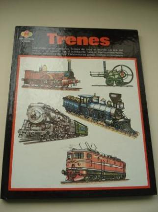Trenes (Biblioteca Visual - 1ª edición) - Ver os detalles do produto