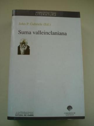Suma valleinclaniana - Ver os detalles do produto