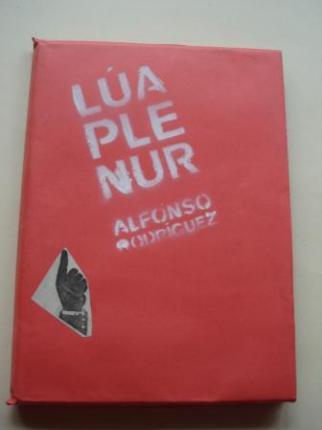 Lúa Plenur: Araña estupefacta no teito branco / Paper (Poemas e colaxes)  - Ver os detalles do produto