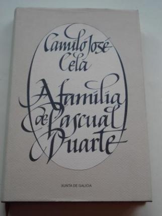 A familia de Pascual Duarte (Tradución ao galego de Vicente Risco) - Ver os detalles do produto
