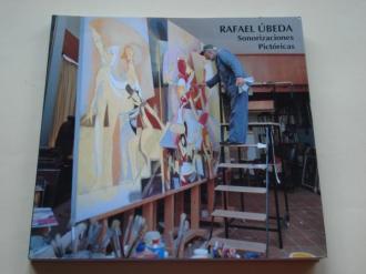 RAFAEL ÚBEDA. Sonorizaciones Pictóricas. Catálogo Exposición Palacio de Exposiciones Estación Marítima, A Coruña, 1999 - Ver os detalles do produto