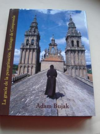 La gracia de la peregrinación. Santiago de Compostela (Libro de fotografías en color de gran formato) - Ver os detalles do produto