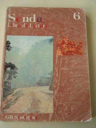 SENDA 6. Libro de lectura. EGB (Edición de 1977) - Ver os detalles do produto