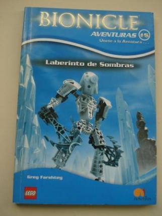 Laberinto de Sombras. Bionicle Crónicas, nº 6 - Ver os detalles do produto