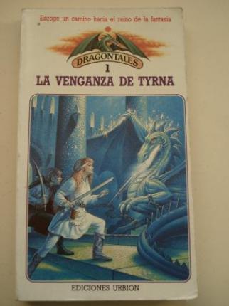 La venganza de Tyrna. Dragontales, nº 1 - Ver os detalles do produto