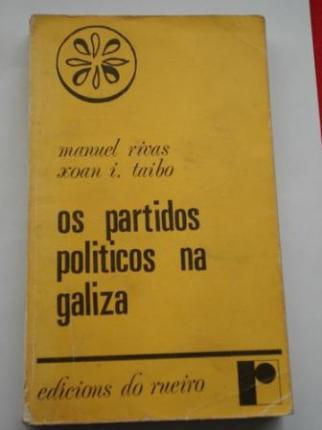 Os partidos políticos na Galiza - Ver os detalles do produto