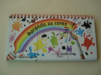 Aprendendo as cores. O meu libro-xogo - Ver os detalles do produto