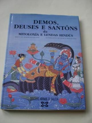Demos, deuses e santóns da Mitoloxía e Lendas hindús - Ver os detalles do produto