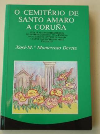 O Cemitério de Santo Amaro A Coruña. Guía - Ver os detalles do produto
