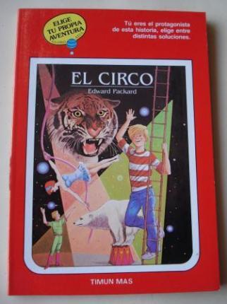 El circo. Elige tu propia aventura - Globo Azul, nº 9 - Ver os detalles do produto