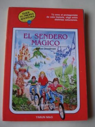 El sendero mágico. Elige tu propia aventura - Globo Azul, nº 16 - Ver os detalles do produto
