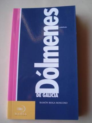 Dólmenes de Galicia. Arquitectura das grandes pedras (En galego) - Ver os detalles do produto